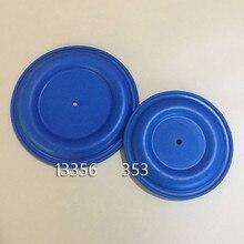 Accesorios de bomba de diafragma neumático QBY3 25/40/50 diafragma de goma montañosa