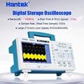 Hantek DSO5102P Цифровой осциллограф 100 МГц 2 канала 1GSa/s частота дискретизации в реальном времени USB хост и подключение устройств 7 дюймов