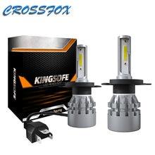 Автомобильный Стайлинг налобный фонарь светодиодный h4 9003