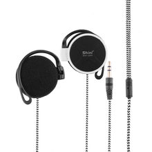 Esporte de alta qualidade universal 3.5mm estéreo orelha-gancho jogo lazer fone de ouvido do telefone móvel com fio fones de ouvido para o telefone