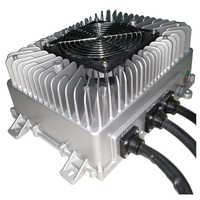 Cargador de batería inteligente lifepo4 para carretillas eléctricas, 48V, 72V, 84V, 96V, 144V, 312V, 3,3kw