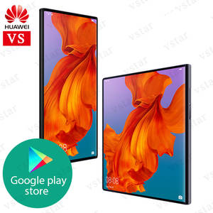 Huawei Hisilicon Kirin 980 Mate-X-5g Mobile-Phone Google 512gb 8gb 5G/WCDMA/LTE/GSM Nfc