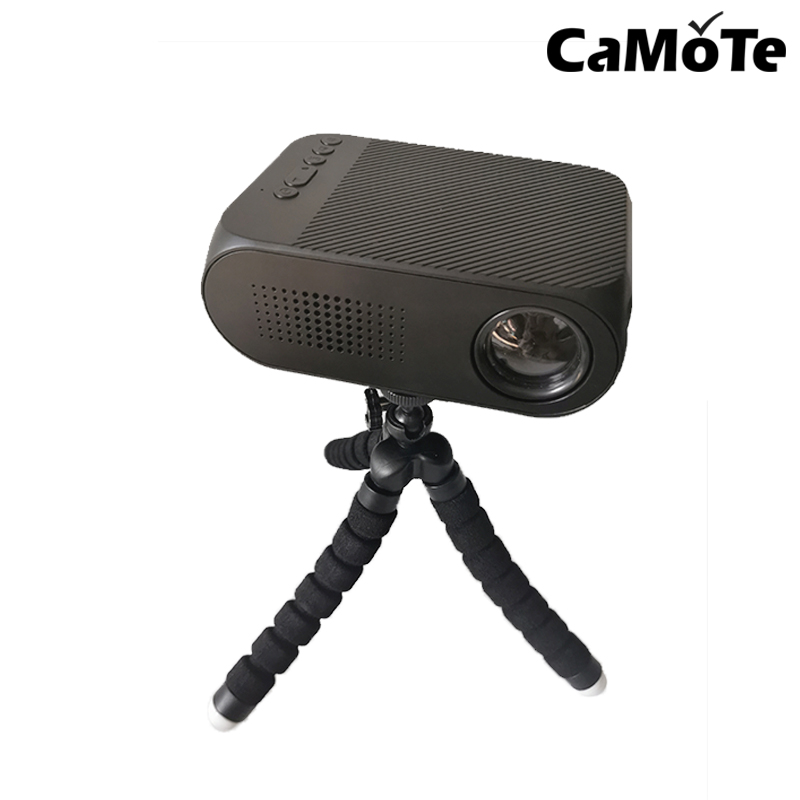 Portable Mini Projector Table Holder Stand Tripod Bracket Mini Cell Phone Camera Stand Holder Mount Tripod Holder For Ipad Live