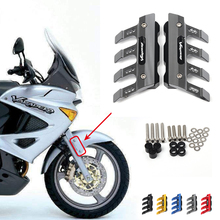 For HONDA XL1000 Varadero ABS XL 1000 V  Motorcycle Accessories Mudguard Slider Front Fender XL1000V 1000V Front Fork Protector