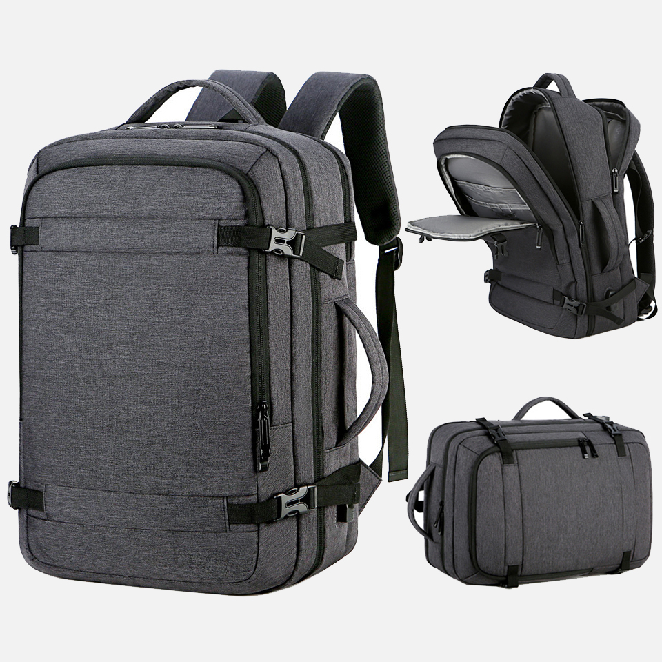 Laptop Backpack Men Backpacks Travel 15.6 Inch Notebook Anti Theft Waterproof Bags USB Charging Business Male Boy Large Bag Pack