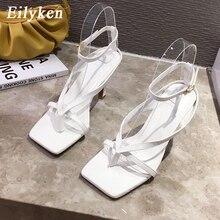 EilyKen Gladiator High Heels Sandal Shoes