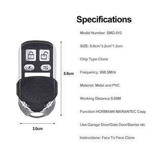 Image 3 - Hormann Marantec 868 Garage Door Remote Control Duplicator HSM2 HSM4 868 Marantec Digital D302 382 Remote Garage Gate Control