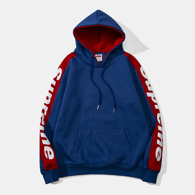 2020 Casual Fashion Hoodies For Men Hip-hop Dance Daily Sport  Hoodie Contrast Color Printing Fashion Brand High Quality Hoodie