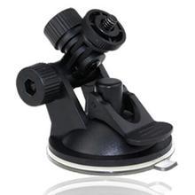 Автомобильный мини держатель на присоске, подставка для GoPro камеры, цифровой видеорегистратор, держатели DVR camara para auto