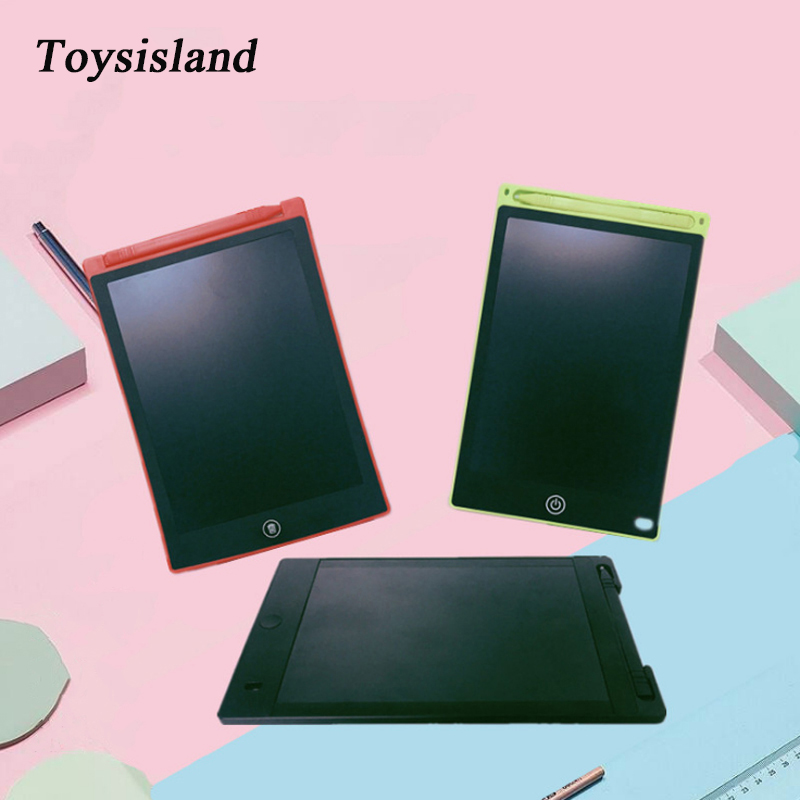 8.5'' Smart LCD Writing Tablet With One Click Can Clear Kids Drawing Board With Pen For Children School Supplies Stationery