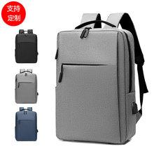 Laptop Backpack USB Charging 15.6 inch business rucksack Women Men School Bags For Teenage Girls College Male Travel Backpack