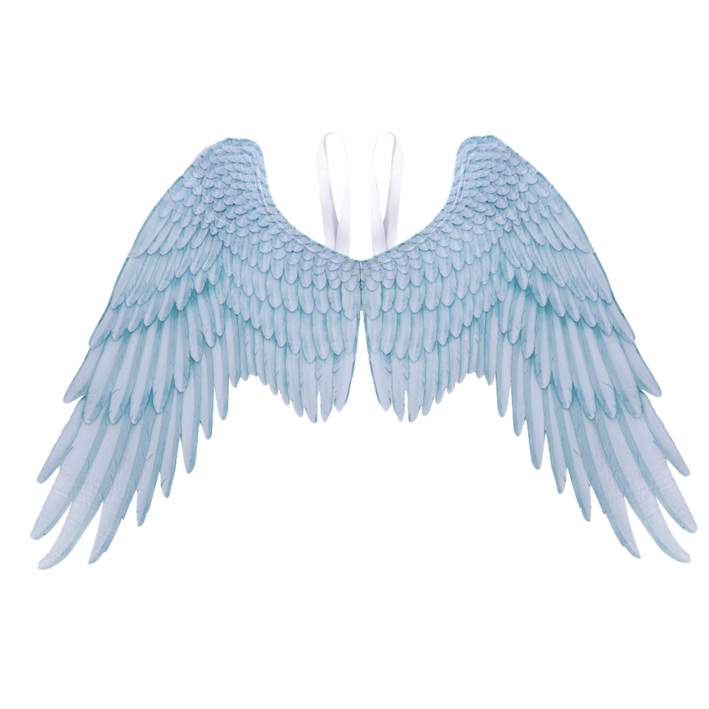 Wings Halloween Rave Accessories жабо Frill Mardi Gras Cosplay Pretend Play Dress Up Costume Accessory Free Shipping #3