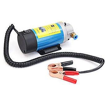 12v pompa oleju napędowego pompa oleju elektryczna pompa paliwa pompa syfonowa 100w 1-4l min pompa cyrkulacji oleju 12v pompa ekstrakcji oleju samochód specjalny tanie i dobre opinie CN (pochodzenie) metal 2 5A 30min Gear pump 0 8x100cm (D x L) 1x100cm (D x L)