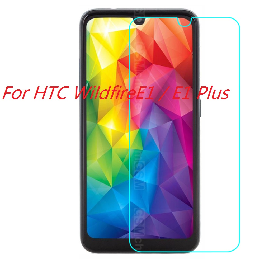 0.25mm Glass For HTC Wildfire E1 Plus Screen Protector Tempered Glass For Wildfire E1 Protective Film