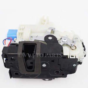 Image 2 - FRONT LEFT Door Lock Actuator FOR VW NEW BEETLE POLO 9n TRANSPORTER t5 SKODA FABIA ROOMSTER SUPERB SEAT CORDOBA (6L)  IBIZA