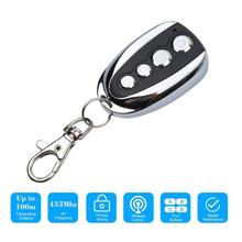 цена на 433MHz ABCD style Wireless Auto Remote Control Duplicator Adjustable Frequency Gate Copy Remote Controller Copy Remote