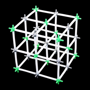 NaCl Crystal Structural Chemis