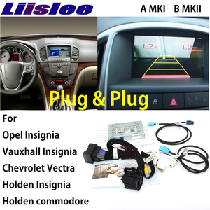 Image 1 - Reverse Camera Interface For Opel For Vauxhall For Chevrolet Vectra For Holden Commodore Insignia A MK1 B MK2 Display Upgrade