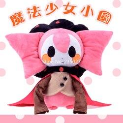 Anime Puella Magi Madoka Magica PP Baumwolle Abbildung Spielzeug Charlotte Cosplay Kurze Plüsch Puppe Kissen 35cm für Geschenk