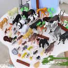 Enfants faune simulation modèle jouet animal costume garçon jouet biologie - 5