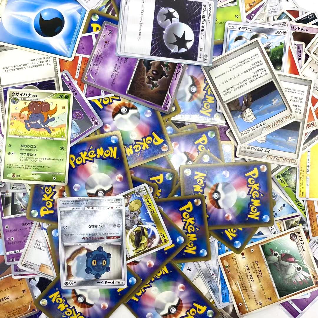 Takara Tomy Покемон японская карточная настольная игра GX EX MEGA Trainer Energy японские карты покемона оригинал