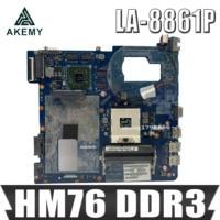LA-8861P BA59-03541A BA59-03397A Laptop Moederbord Voor Samsung NP350 NP350V5C 350V5X QCLA4 HM76 DDR3 HD7670M