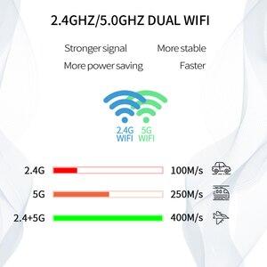 Image 3 - S9 Plus 6K Smart TV Box Android 10 Allwinner H616 4GB 64GB Set top box 2.4G/5G Dual Wifi Youtube Google Youtube 4K Media Player