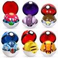 Покемон мяч вариант игрушечной модели Пикачу Дженни черепаха карманные монстры Pokemones трансформаторы приобретаемые форму игрушки подарок н...