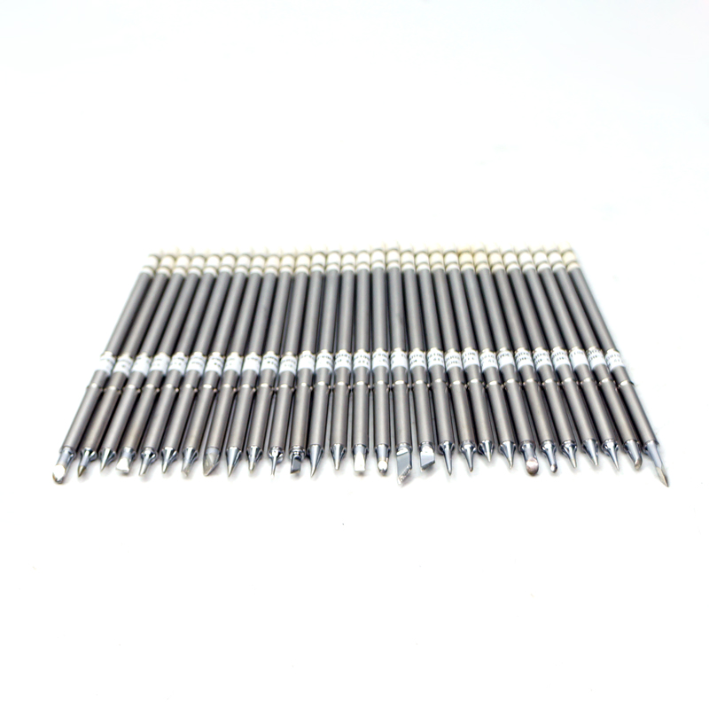 T12 Soldering Solder Iron Tips  Series  Tip For Hakko FX951 STC AND STM32 OLED  Station