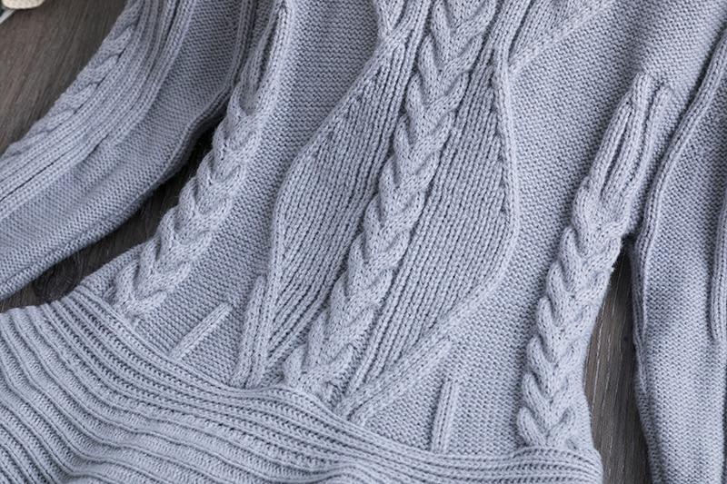 Hfe758d5c9d224ad9bdb7d8ed881351c75 Xmas Winter Autumn Girl Dress Children Clothes Kids Dresses For Girls Party Dress Long Sleeve Knitted Sweater Toddler Girl Dress