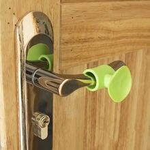 Силиконовая ручка для двери краш накладка стенок бампера защита