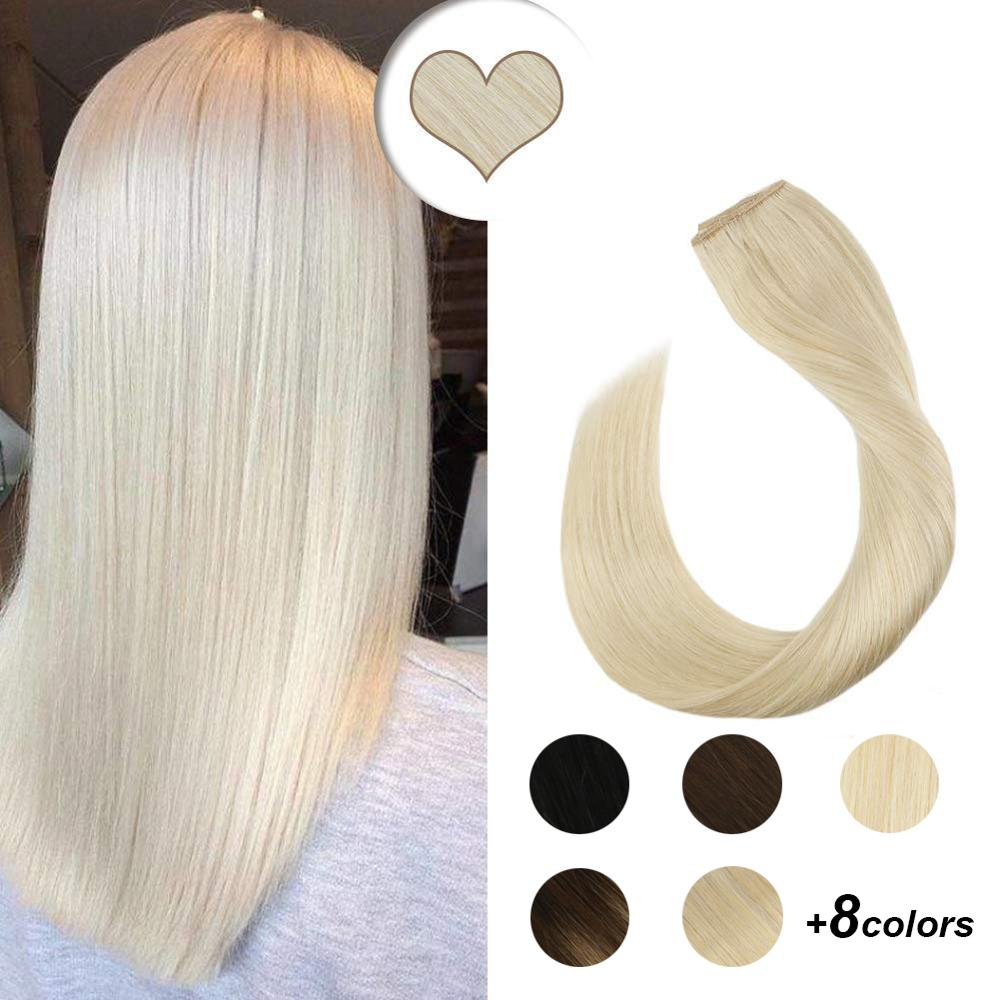 [13 Colors] Ugeat Flip In Hair Extensions 12-22