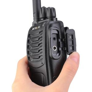 Image 2 - A buon mercato Walkie Talkie 20 pcs Retevis H777 3W UHF 400 470MHz Palmare Radio A due Vie Set walkie Talkie Per Hotel/Ristorante/Centro Commerciale