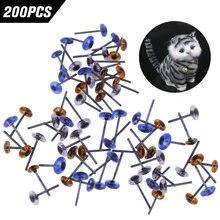 Прозрачные глаза lmdz 200 шт 3 мм 6 игрушки для животных плюшевые