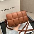Женская осенне-зимняя сумка, новинка 2021, Женская литературная сумка на одно плечо, дизайнерская сумка через плечо в стиле меньшинств, трендо...