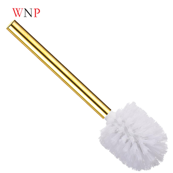 WNP Gold Toilet Brush,Made Of High Quality Brass,Universal Brush Tools,Universal Cleaning Tool,Toilet Head - discount item  23% OFF Bathroom Fixture
