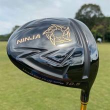 2020 Katana Ninja Originele Golf Driver Hoofd Casting Titanium Hoge Cor Lange Afstand Hout Hybride Ijzer Wedge Putter