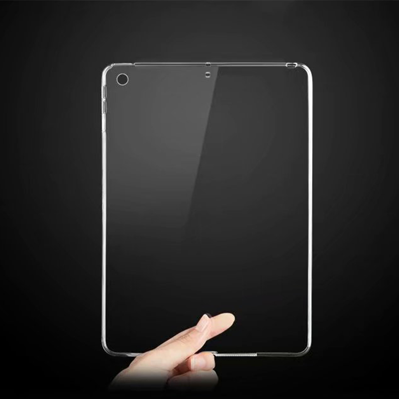 Transparent A2198 Case for Silicon 10.2 Soft iPad Cover A2232 A2200 Clear Apple A2197 2019