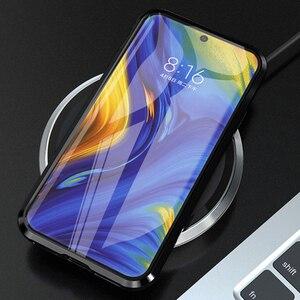 Image 5 - ספיחה מגנטית Flip טלפון מקרה עבור סמסונג A51 A21s A71 A30s A50 M30s S20 Ultra חזרה מכסה סמסון S 20 בתוספת 51 מעטפת תיק