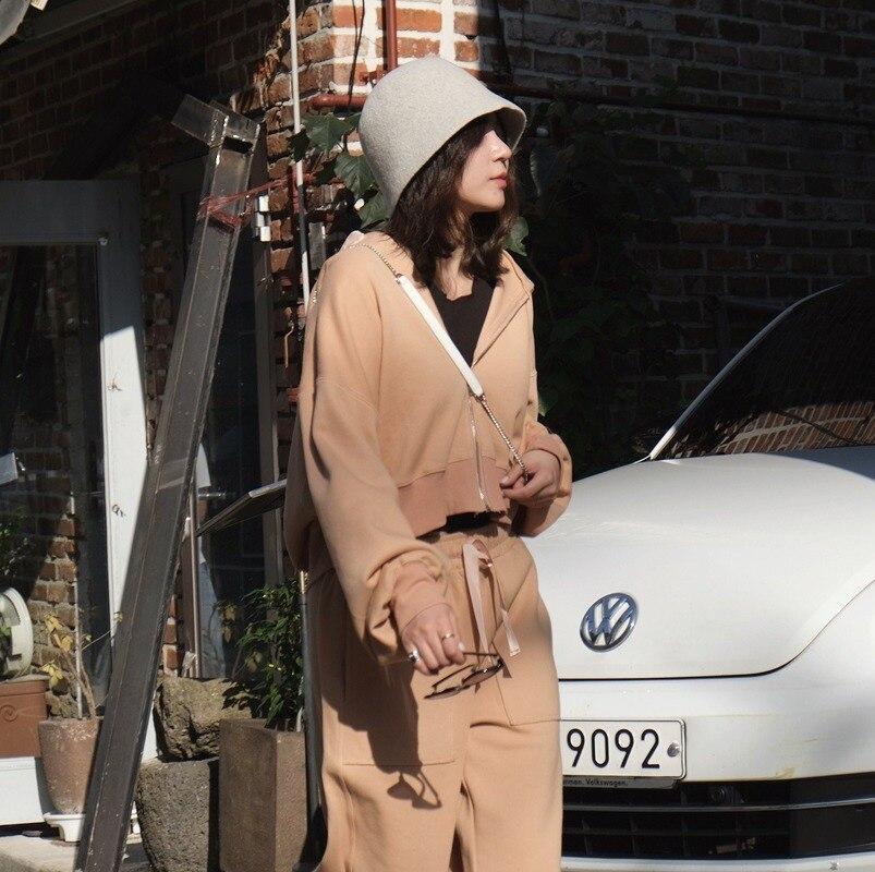 Sweat à capuche pour femme grande taille femmes Streetwear coton décontracté fermeture éclair chapeau court Sherpa veste Kpop vêtements Bts à capuche Kawaii EXO
