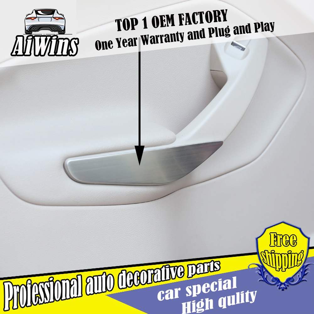 Car door Rear view <font><b>mirror</b></font> adjustment button Panel Door handle Trim Car-Styling <font><b>For</b></font> <font><b>Ford</b></font> <font><b>Explorer</b></font> 2016 decorate <font><b>accessories</b></font> image