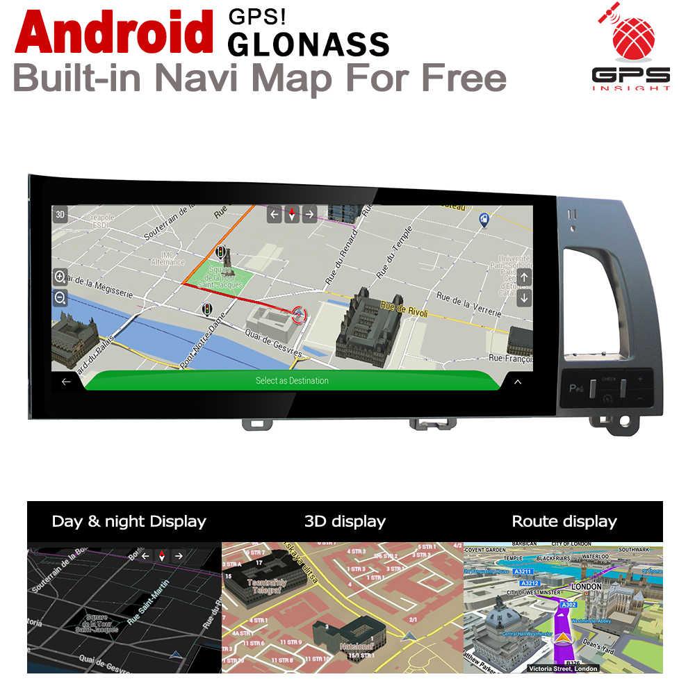 """10.27 """"HD スクリーンステレオアンドロイド 7.1 アップ車の Gps ナビ地図アウディ Q7 4L 2010 〜 2015 MMI オリジナルスタイルマルチメディアプレーヤーオートラジオ"""