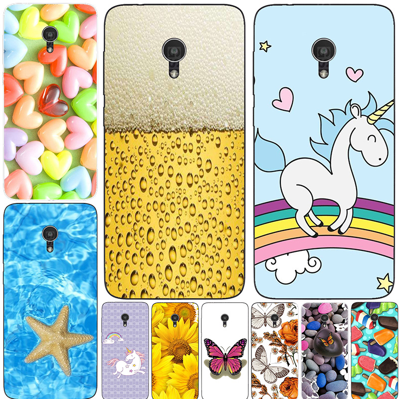 Silicone Phone Case Cover For <font><b>Alcatel</b></font> 1X 5059D 5059X Case Cute Cartoon Print Soft Back Cover For <font><b>Alcatel</b></font> 1X 2019 1X2019 <font><b>5008Y</b></font> image