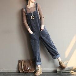 Повседневные брюки для женщин большого размера на осень и зиму