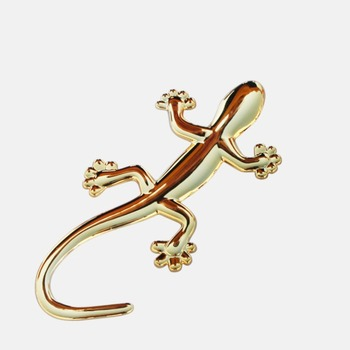 Gecko Lizard Car Sticker Motorcycle Sticker Decal Waterproof Reflective Sticker Car Styling Drop Shipping image