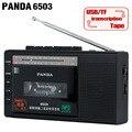 Транскрипционная лента Panda 6503, USB/TF, FM/MW