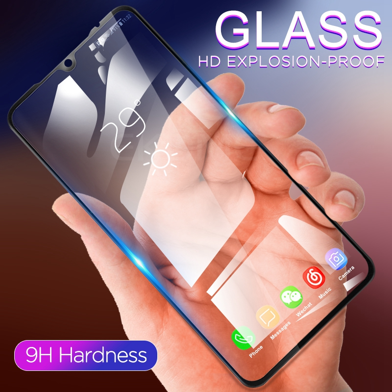 Image 4 - Full Cover Protective Glass For Xiaomi Mi 9 Mi9 CC9 Screen Protector For Xaomi Mi9 SE Front Tempered Glass + Back Camera Glass-in Phone Screen Protectors from Cellphones & Telecommunications