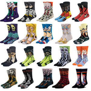 Cartoon Rabbit Sock Casual Hip Hop Creative Soft Comfortable Funny Novelty Skateboard socks Men Calcetines Hombre Divertido