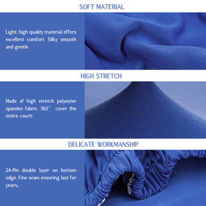 Image 5 - Universal Couch Cover Elastic Sofa Covers For living Room sectional Sofa Cover strech Slipcovers furniture corner copridivano