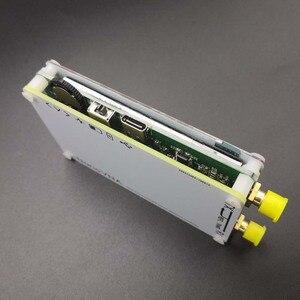 Image 4 - NanoVNA analizador de red vectorial, blanco, 2,8 pulgadas, LCD táctil, HF, VHF, UHF, UV, 50KHz 300MHz, Analizador de antena + batería